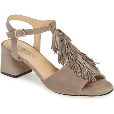 Cordani Nash Tassel Sandal - Grey