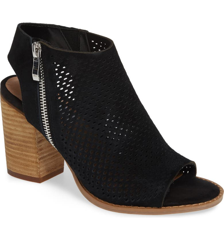 9a65098fa Abigail Perforated Bootie