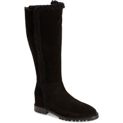 Aquatalia Cheyenne Weatherproof Boot- Black