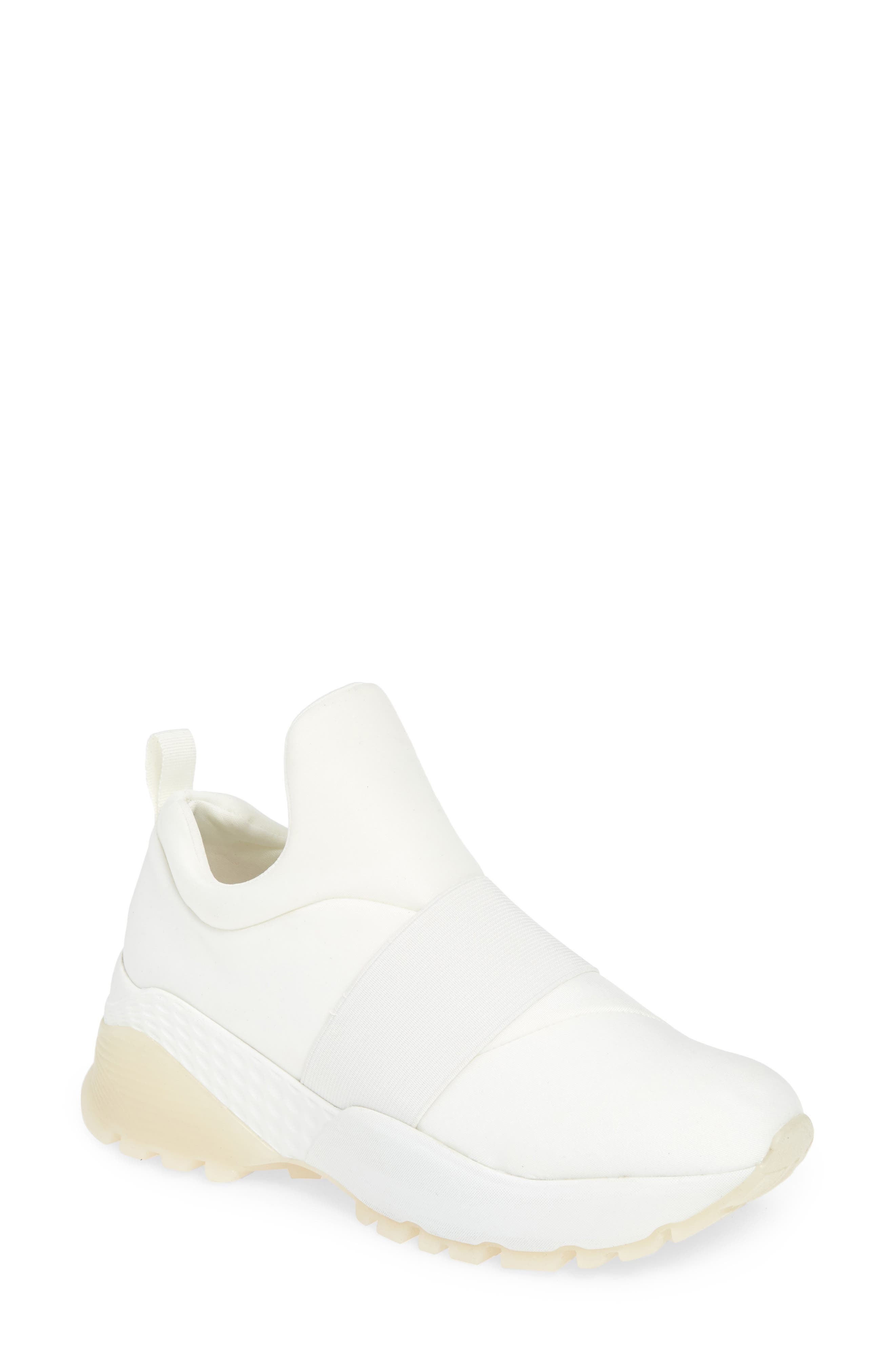 Jslides Slip-On Sneaker, White
