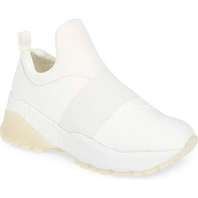 Jslides Slip-On Sneaker, White