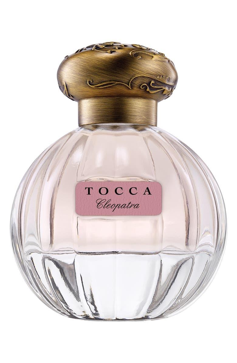 TOCCA Cleopatra Eau de Parfum, Main, color, NO COLOR