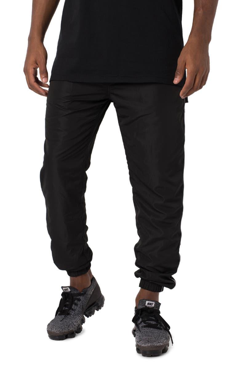 ZANEROBE Jogger Track Pants, Main, color, BLACK