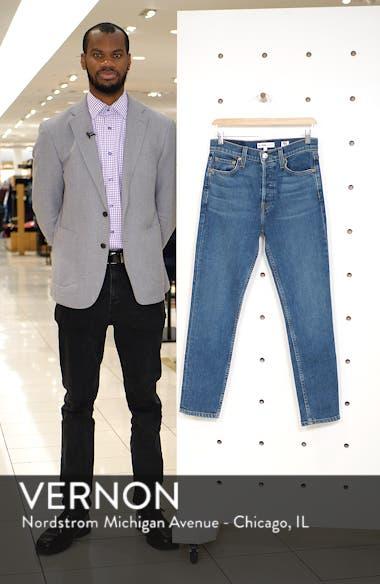 Originals High Waist Crop Jeans, sales video thumbnail