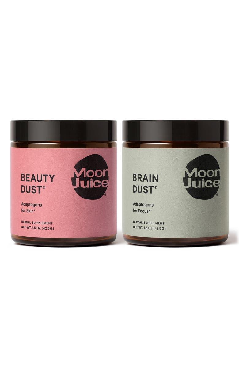 MOON JUICE Beauty & Brains Dust Set, Main, color, 000