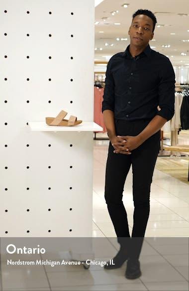 Mina Slide Sandal, sales video thumbnail