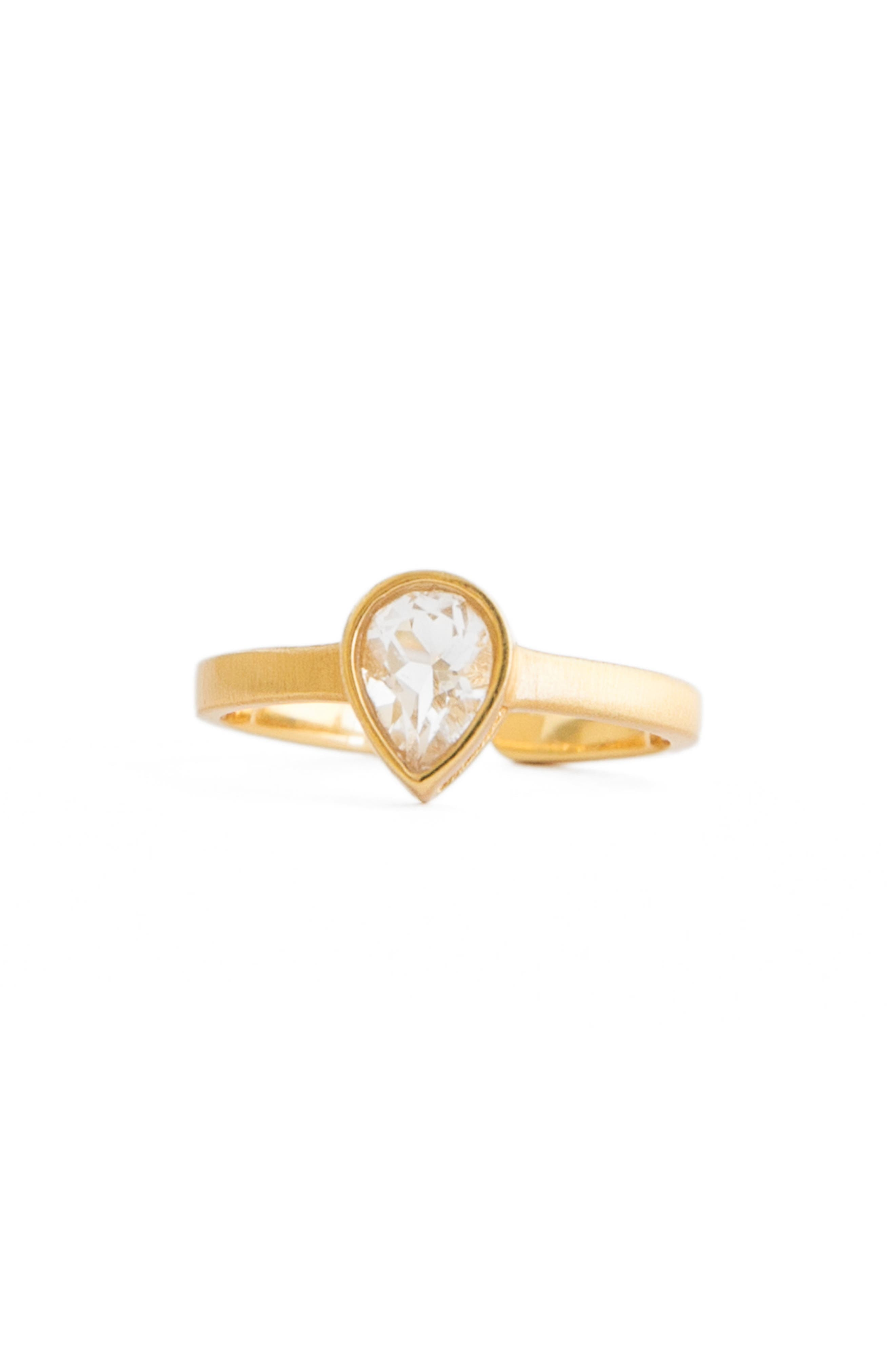 Salome Crystal Ring