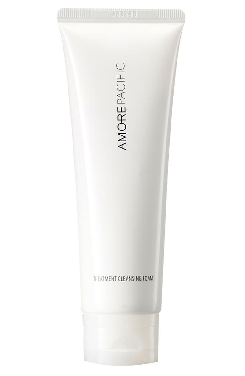AMOREPACIFIC Treatment Cleansing Foam, Main, color, NO COLOR