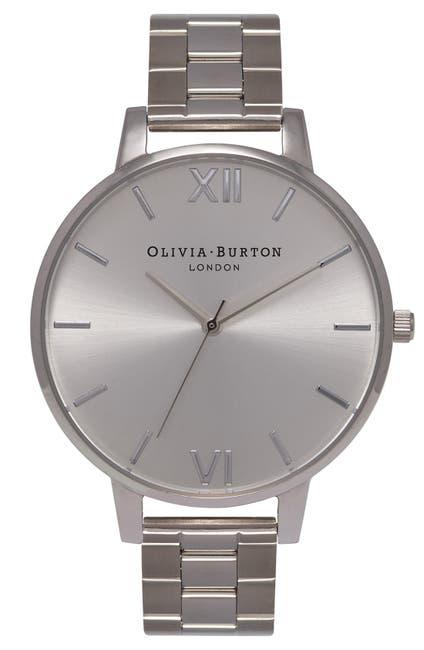 Image of OLIVIA BURTON Women's Big Dial Bracelet Watch, 38mm