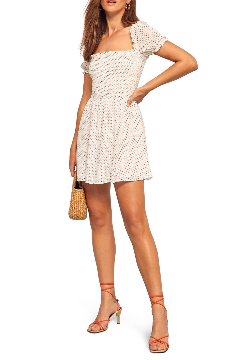 Bambina Skater Dress by Reformation