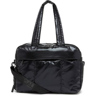 Calpak Luka Soft Side Duffle Bag - Black