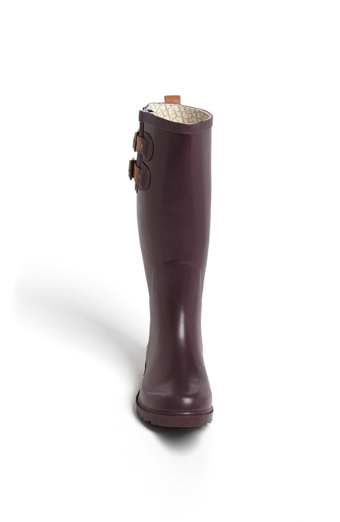 ,                             'Top Solid' Rain Boot,                             Alternate thumbnail 102, color,                             510