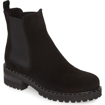 La Canadienne Charlie Waterproof Chelsea Boot- Black