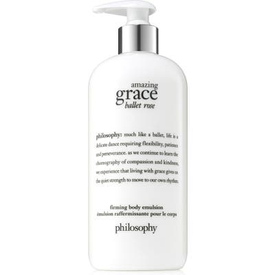 Philosophy Amazing Grace Ballet Rose Firming Body Emulsion