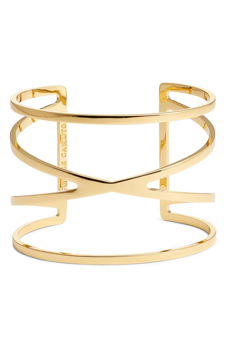VINCE CAMUTO Cuff, Main, color, GOLD