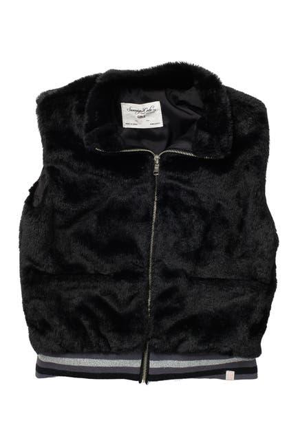 Image of Sovereign Code Hermine Faux Fur Vest