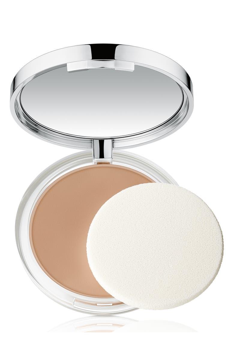 CLINIQUE Almost Powder Makeup Broad Spectrum SPF 18, Main, color, MEDIUM