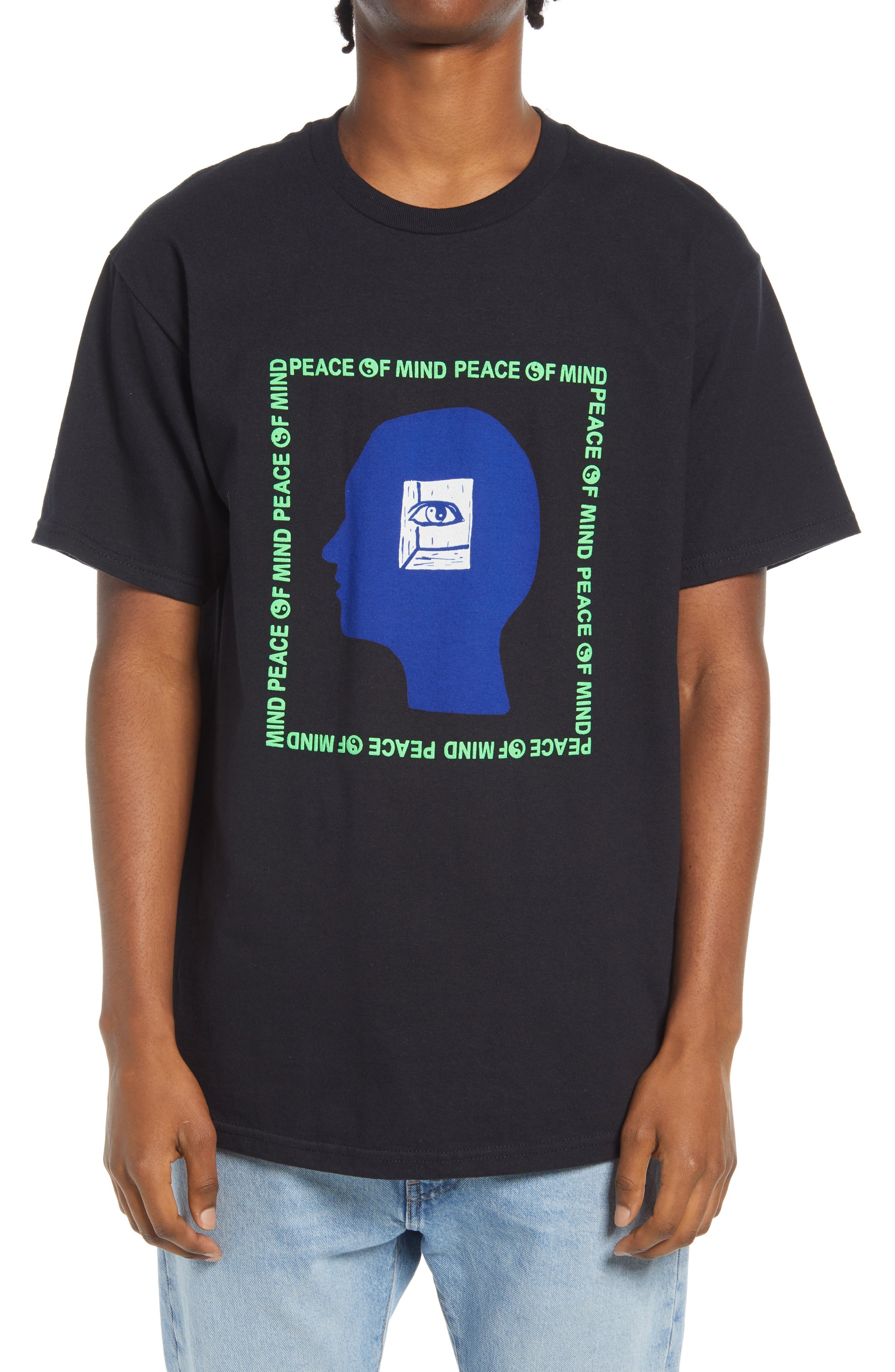 Peace Of Mind Graphic Tee