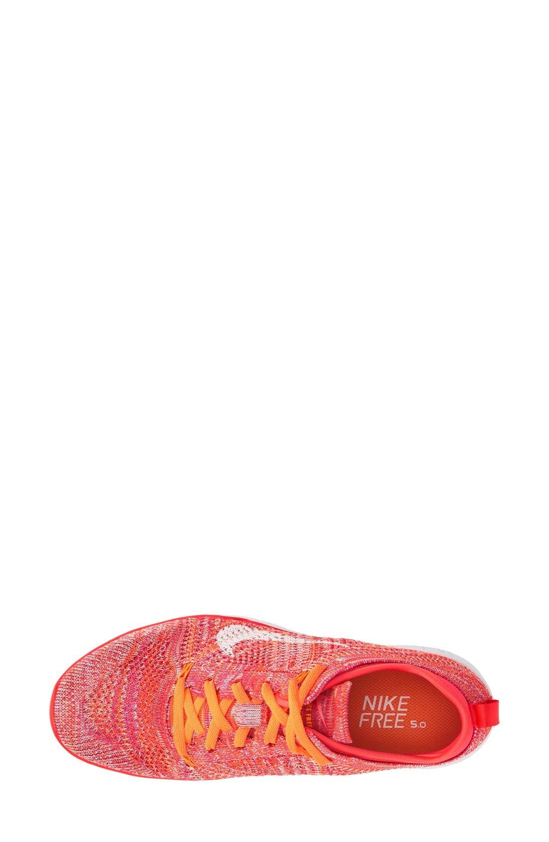 ,                             'Free Flyknit 5.0 TR' Training Shoe,                             Alternate thumbnail 50, color,                             600