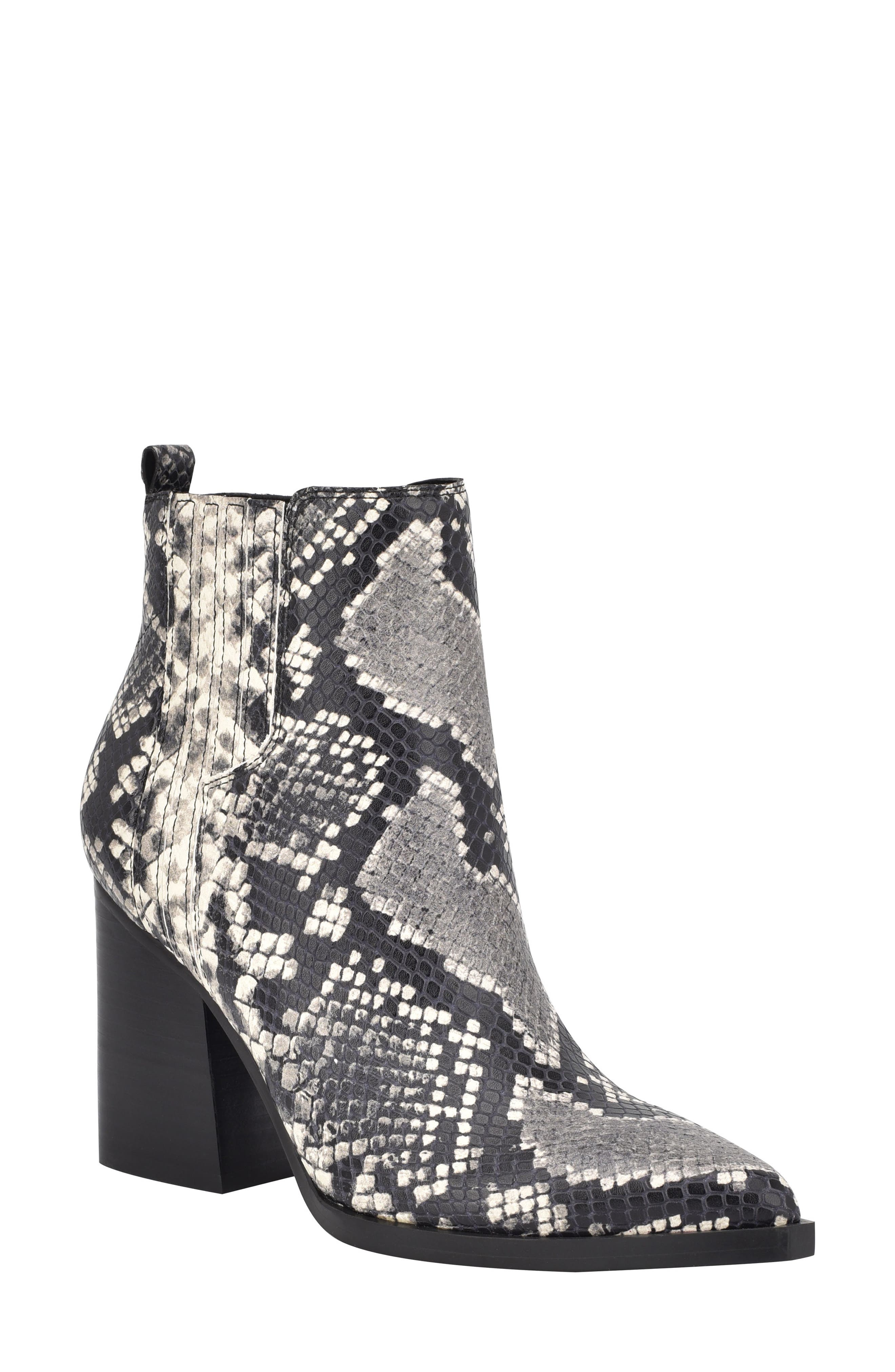 Women s Marc Fisher Ltd Oshay Pointed Toe Bootie E5189