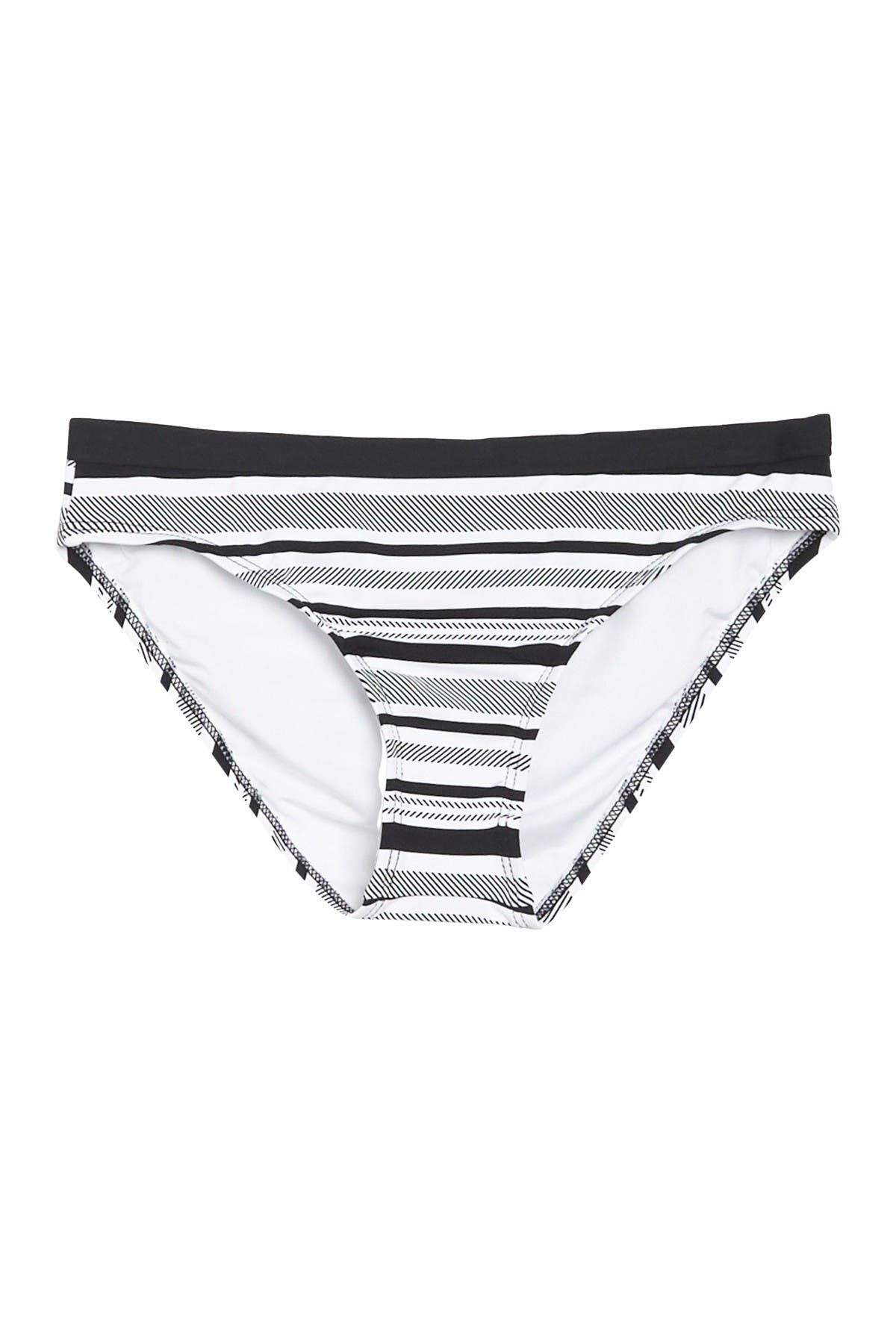 Image of NEXT Limitless Stripe Bikini Bottoms