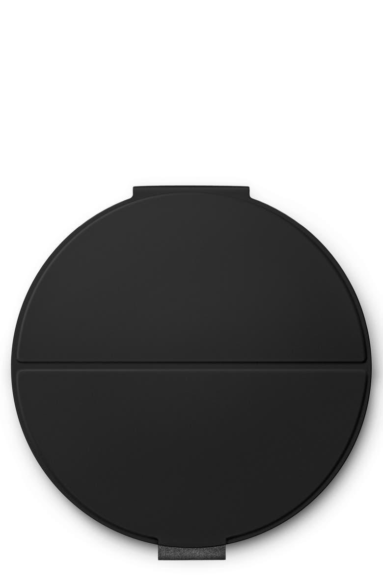SIMPLEHUMAN Sensor Mirror Compact Smart Cover, Main, color, BLACK