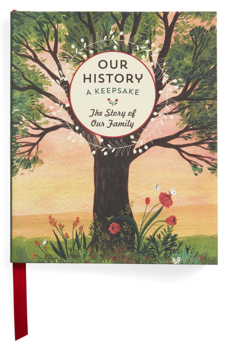 QUARTO Our History: The Story of Our Family Journal, Main, color, 300