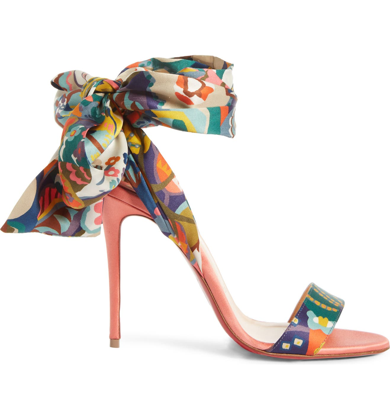 newest collection 3b3b6 a4a0b Sandale du Desert Ankle Wrap Sandal