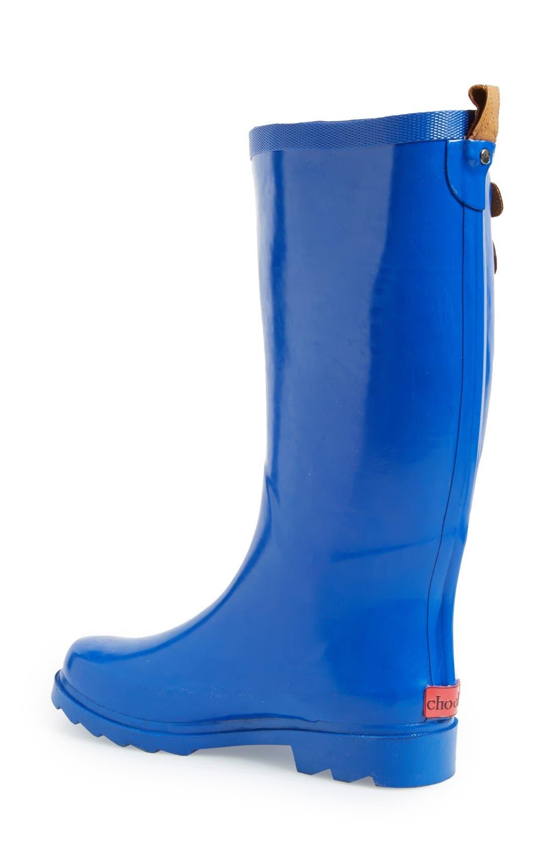 ,                             'Top Solid' Rain Boot,                             Alternate thumbnail 68, color,                             412