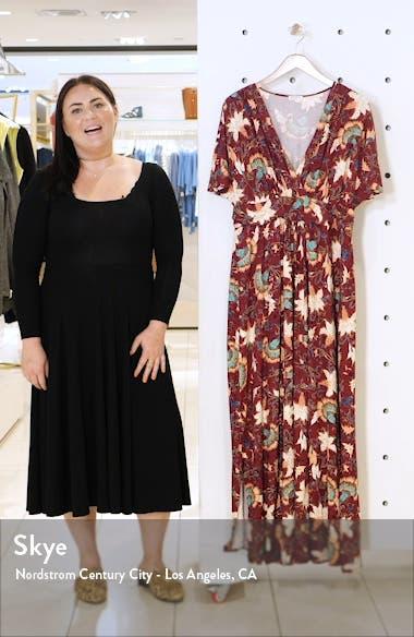 Vienna Maxi Dress, sales video thumbnail