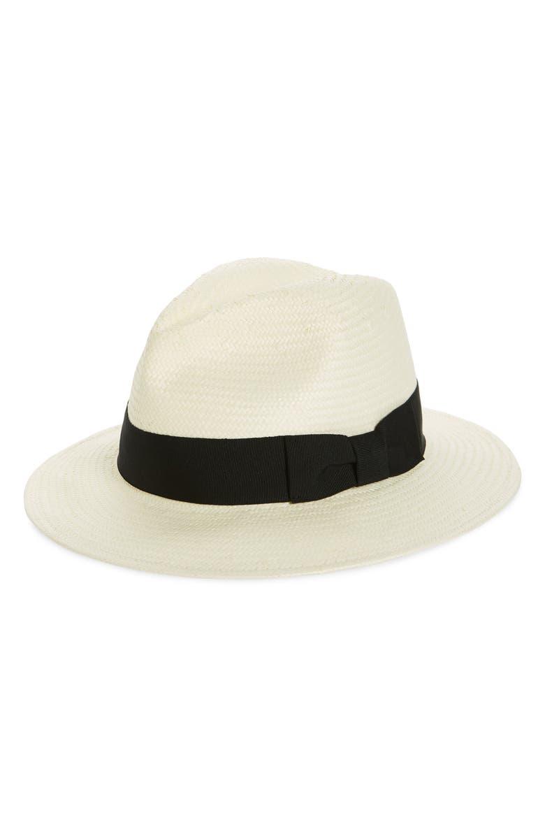 MADEWELL x Biltmore<sup>®</sup> Panama Hat, Main, color, NATURAL