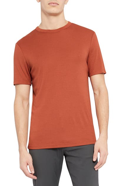 Theory Tops ANEMON ESSENTIAL SOLID T-SHIRT