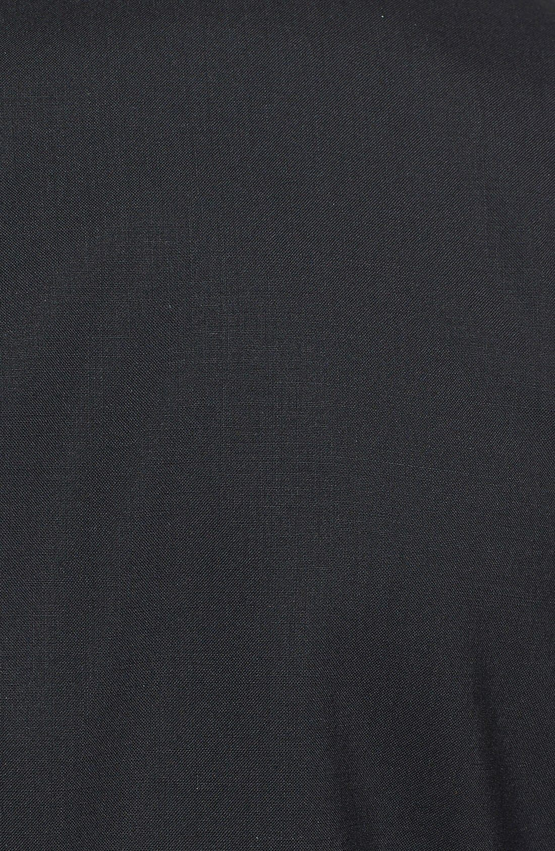 ,                             Trim Fit Wool & Mohair Blazer,                             Alternate thumbnail 2, color,                             001