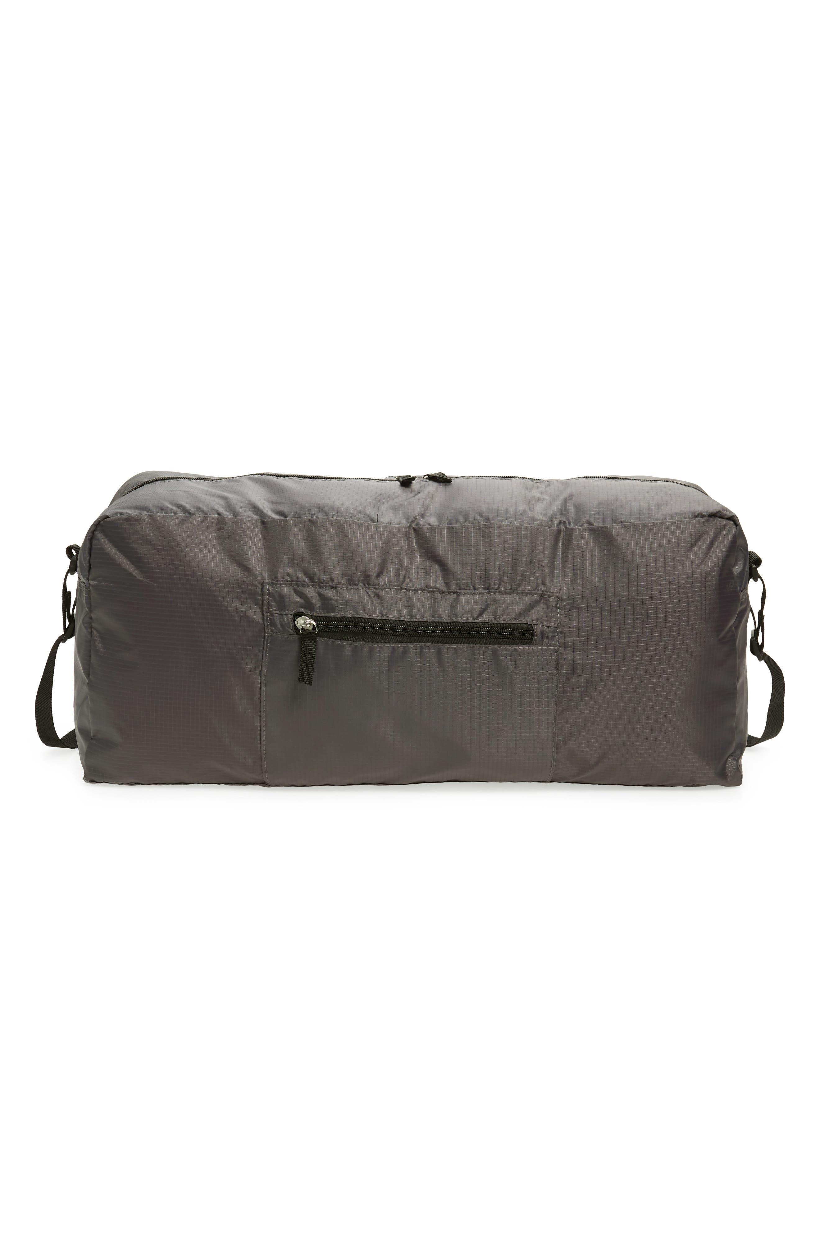 Packable Convertible Ripstop Duffle Bag