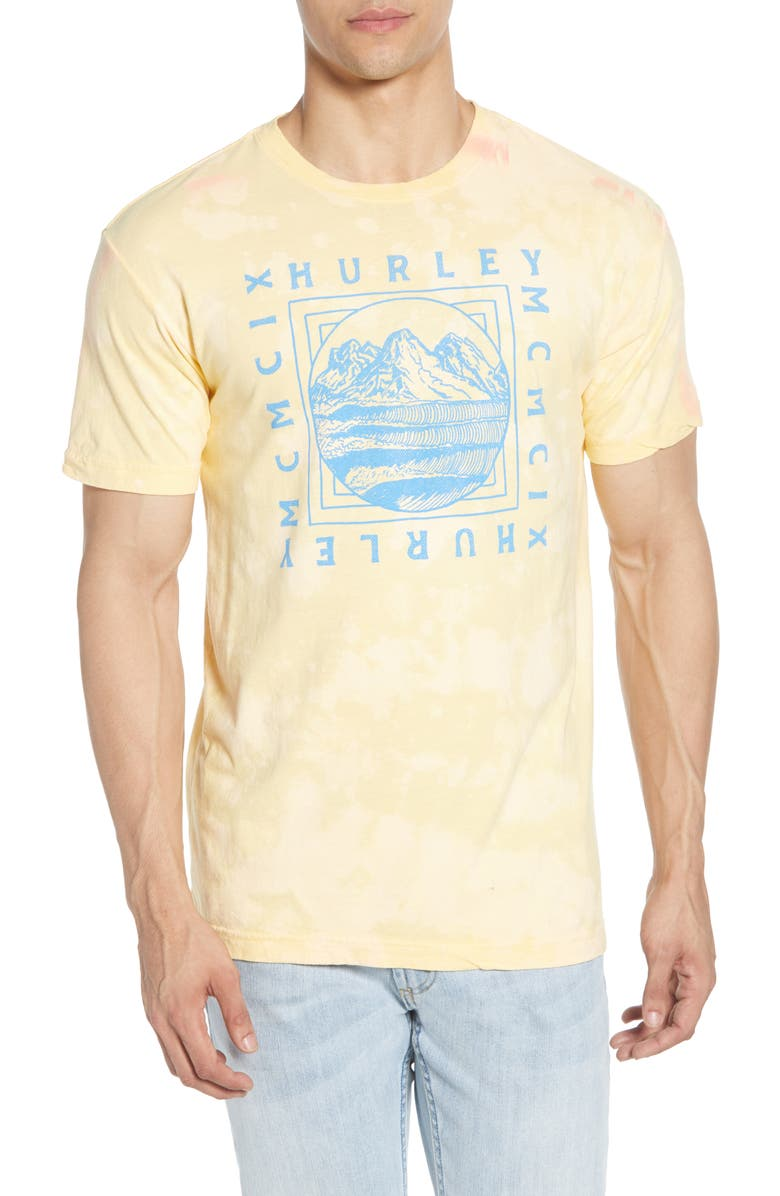 Hurley Voyager Graphic T Shirt