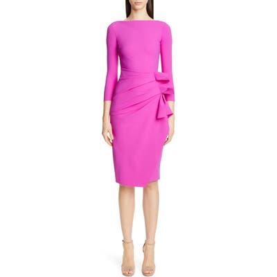 Chiara Boni La Petite Robe Zelma Cocktail Dress, US / 46 IT - Pink