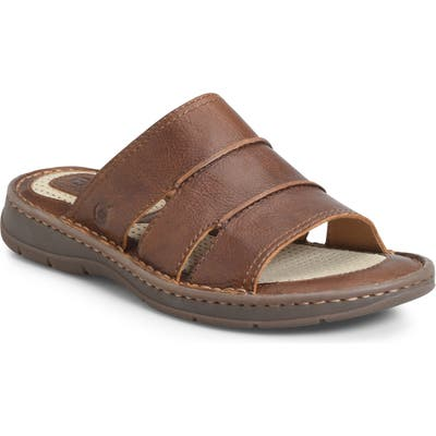 B?rn Weiser Slide Sandal, Brown