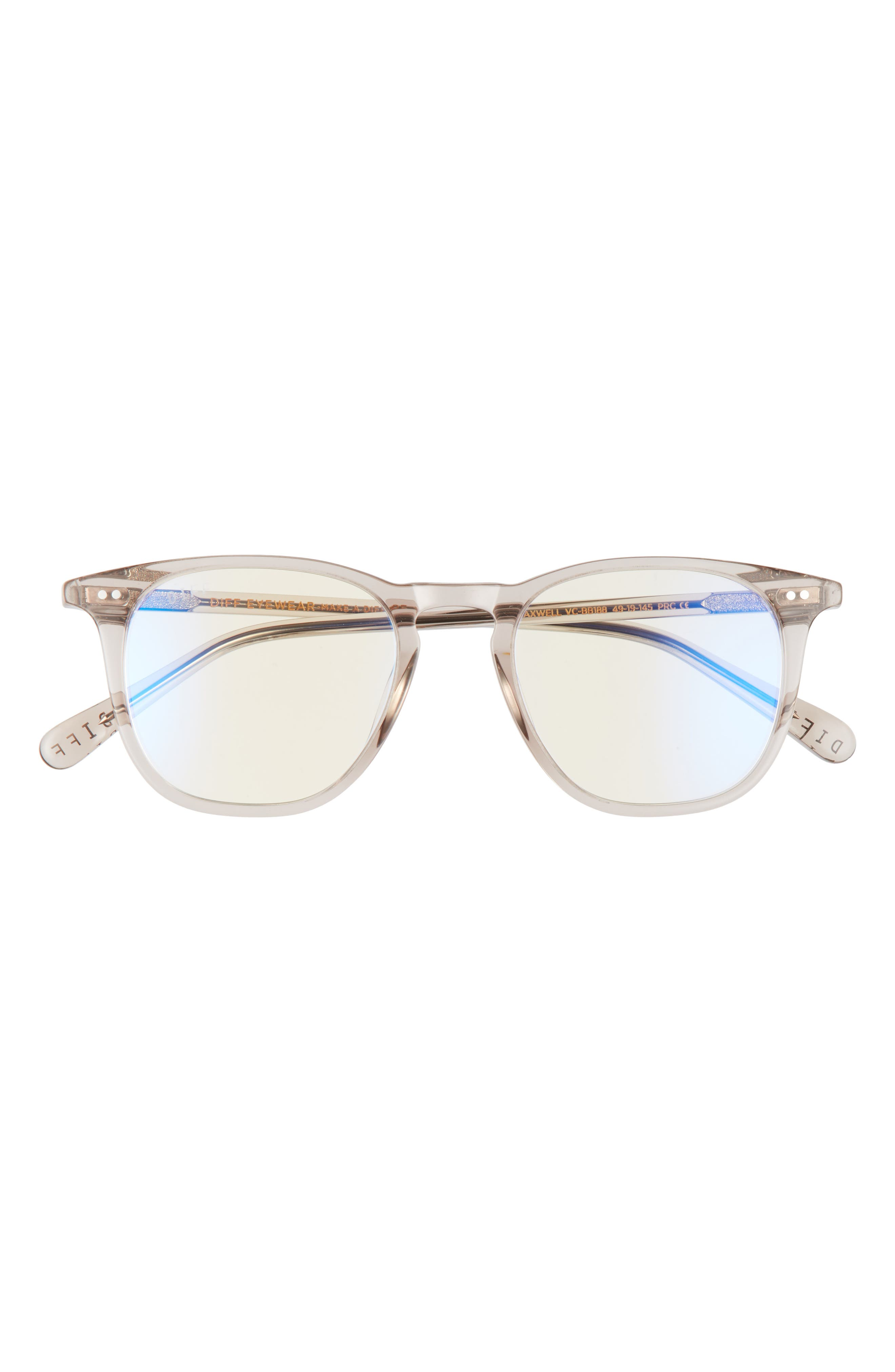 Maxwell 49mm Optical Glasses