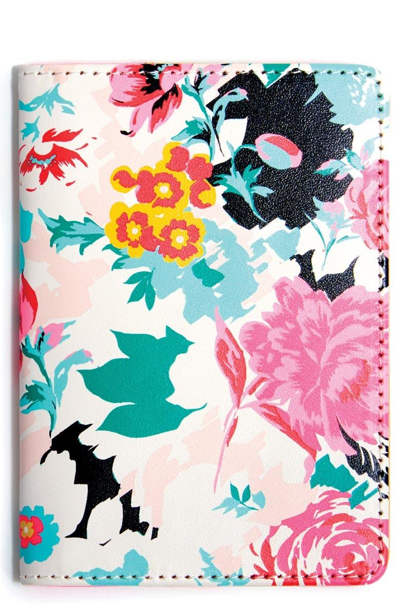 BAN.DO 'Getaway' Passport Cover, Main, color, 650