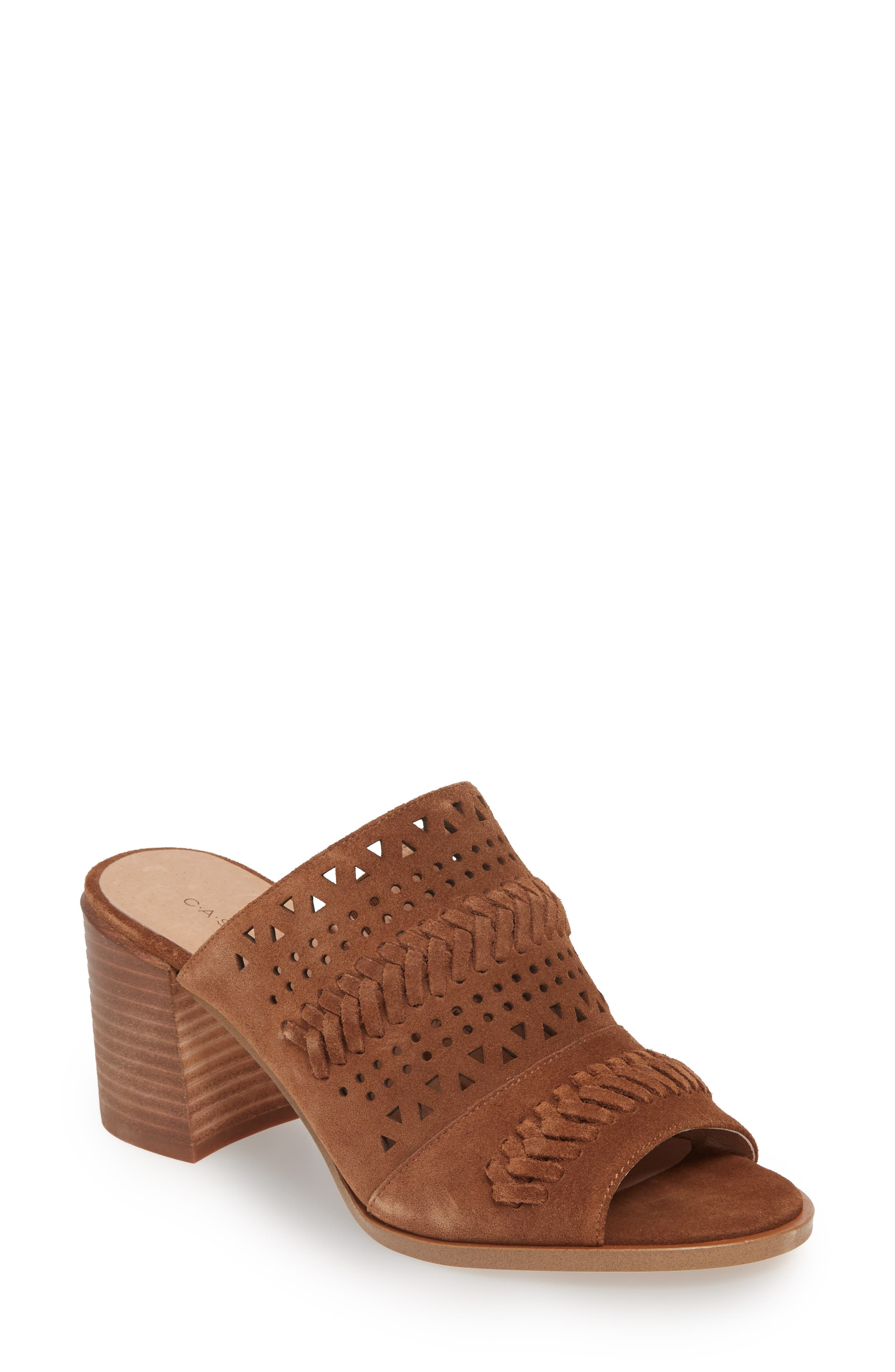 Caslon® Maggie Slide Sandal (Women)