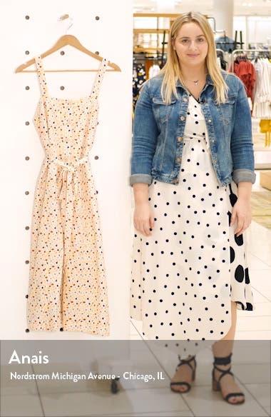 Terrazzo Square Neck Midi Dress, sales video thumbnail
