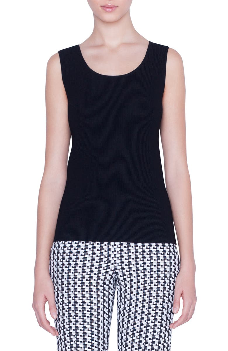 Akris Punto Sleeveless Sweater
