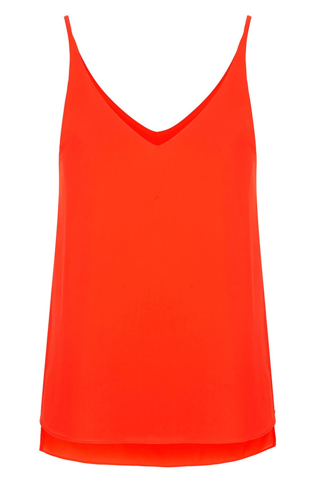 ,                             Strappy V-Neck Camisole,                             Alternate thumbnail 52, color,                             600