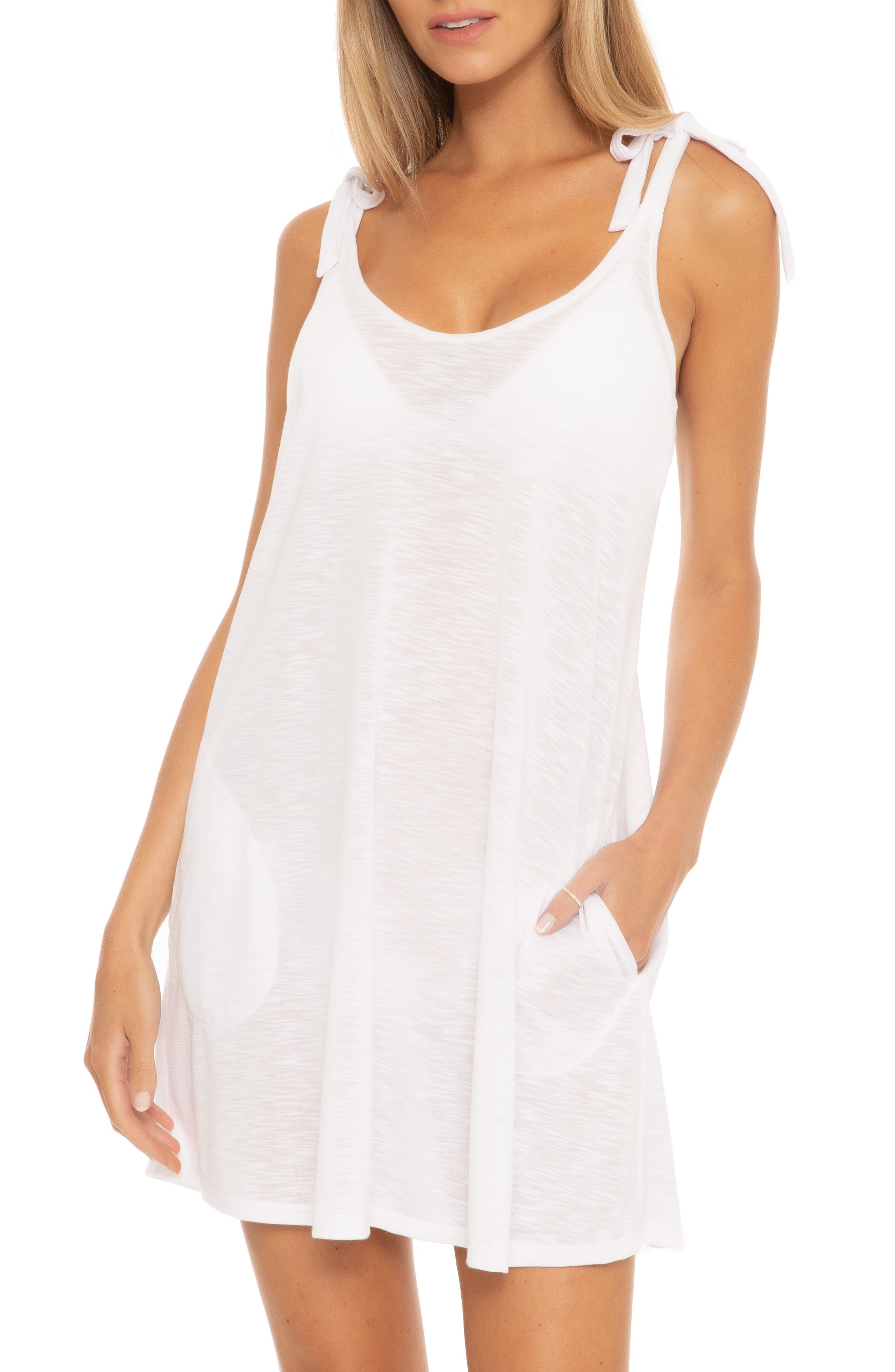 Breezy Cover-Up Dress