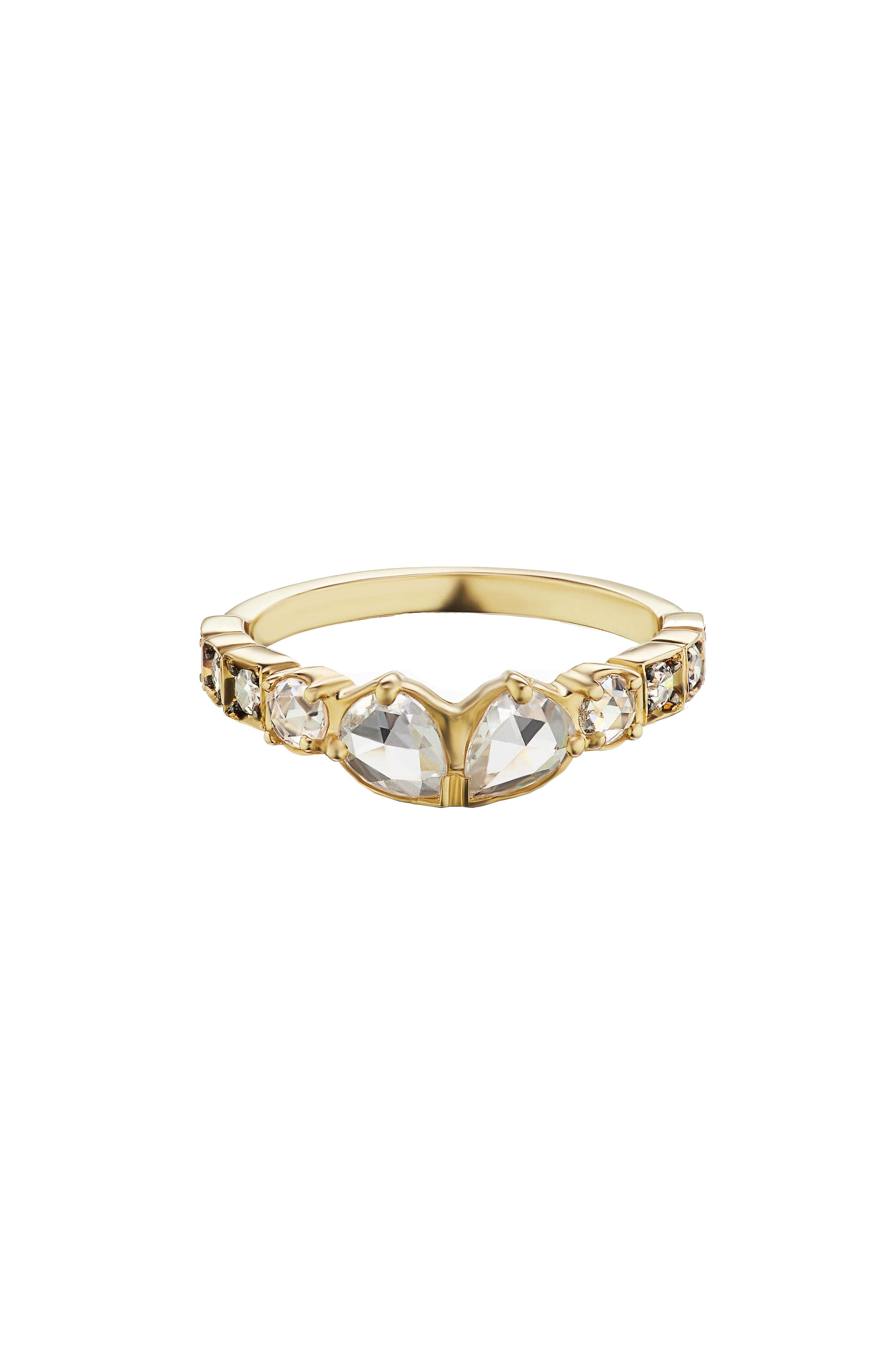 Petit Sacred Band Ring