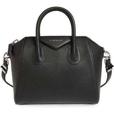 Givenchy Small Antigona Leather Satchel -