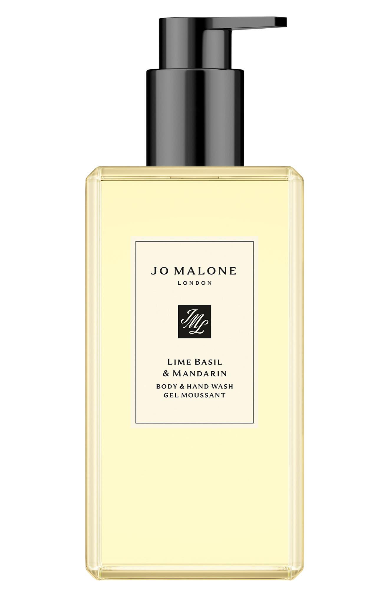 Jo Malone London(TM) Jumbo Size Lime Basil & Mandarin Body & Hand Wash