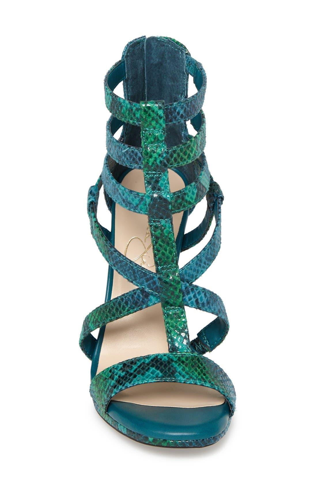 ,                             'Marthena' Sandal,                             Alternate thumbnail 7, color,                             300