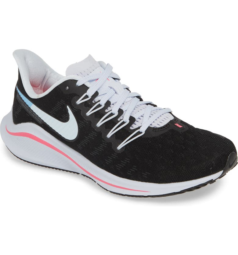 pretty nice 96883 616b2 Air Zoom Vomero 14 Running Shoe, Main, color, BLACK  HYPER PINK