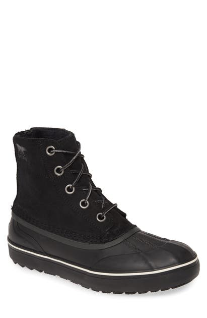 Sorel Boots CHEYANNE METRO WATERPROOF DUCK BOOT